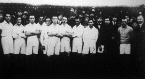 Az UTE footballcsapata