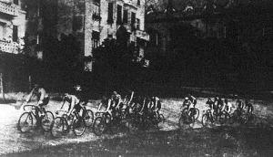 Az 1 km-es kerékpárverseny
