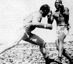 Jeffries-Johnson mérkőzés