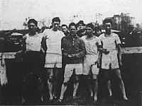 Az FTC-nek az ifjúsági mezei futóbajnokságban győztes csapata
