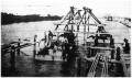 A kereskedelmi kikötő épitésének munkái