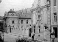 A budapesti Erzsébet Kórház épülete