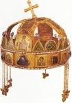 A magyar királyság legfőbb szimbóluma, a Szent Korona