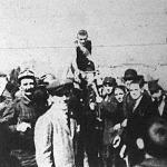 A verseny győztese Uhareczky Ferenc