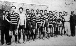 A Pannónia Sportkör footballcsapata (III. oszt.)