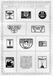 Kner Izidor gyomai könyvnyomdász  nyomdajel és kiadó jelvény pályázata