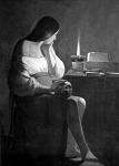 Georges de La Tour: Mária Magdaléna