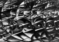 Giacomo Balla  A biciklis dinamikája