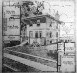 Angol beton ház 1921-böl