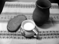 A tej táplálék