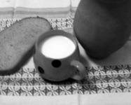 A Brown-féle mozgás a tejben