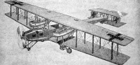 Zeppelin - Staaken R. VII. repülőgép