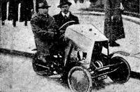 Liliputi angol gépkocsi