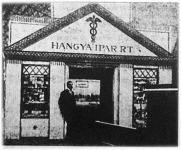 Hangya-ipar a Keleti Vásáron