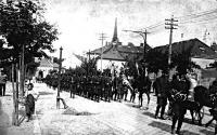 Ostenburg zászlóalja Soproban