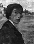 Gulácsy Lajos:  Önarckép