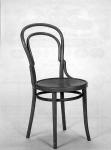 Hajlított, fából készült szék