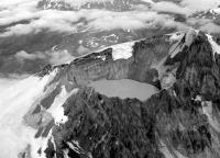 A Chignagak vulkán krátere