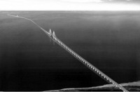 A világ leghosszabb hídja a Sárga Tengeren