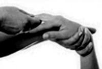 A kéz bőrfelülete