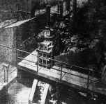 Fémhulladék feldolgozása a duisburgi fémárugyárban