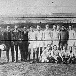 A délnémet válogatott csapat