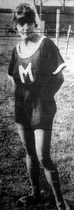 Rech Ancy a 100 m-es hölgy futóverseny győztese