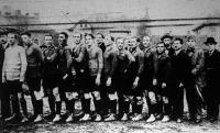 A TTC footballcsapata
