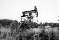Régi olajkút