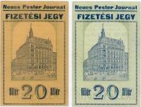 Neues Pester Journal (1920)
