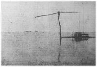 A Karcag környéki Harsányi Pál tanyája víz alatt