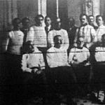 Magyarország kardbajnoksága - a döntő résztvevői és a versenybírák