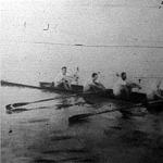 A Neptun hajós egylet négyese