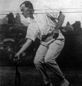 Gerald Patterhos ausztrál teniszező