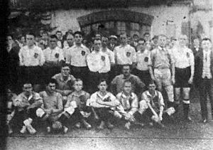 A Kassai Sport Club és a MAC labdarúgócsapatai