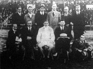 A MAFC viadalán részt vett oxfordi és cambridgei atléták