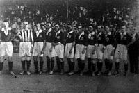 A Diósgyőri Vasgyári T. K. labdarúgó csapata