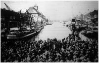 Berlin nyugati kikötőjét a napokban nyitotta meg és