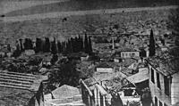 A Kemal pasa csapatai által megszállt Smyrna