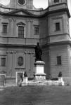 Szent László szobra Nagyváradon