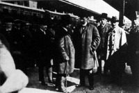 Magyar kormányférfiak Párisban