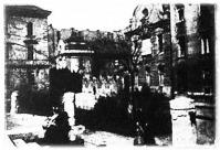 A Szövetkezetek Erzsébet-kórháza az utca felől