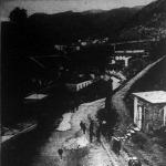 Carra-vidék öszvérei szállítják a márványt