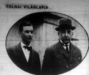 Roald Amundsen a híres délsarki felfedező