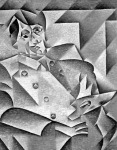 Juan Gris A frfi