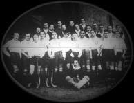 A Magyar Hockey Klub és a bécsi Bewegungspielerek csapatai