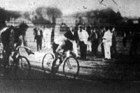 A sprintverseny finise