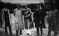 Az egyes szám a képviselővé választott Lendvait jelöli, a kettes Hájjas Ivánt, a hárnas Prónay Pált