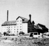 Első soproni serfőzde és malátagyár az 1920-as években
