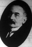 Kállay Tibor pénzügyminiszter arcképe